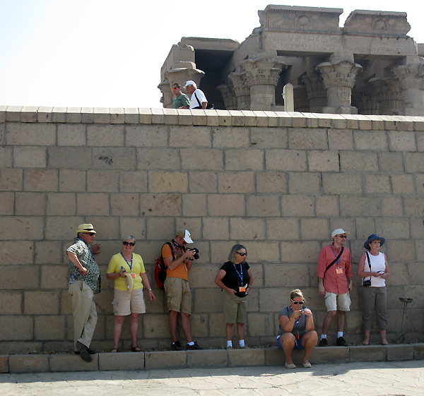 Kom Ombo Temple, Egypt