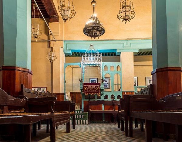 Ibn Danan Synagogue, Fez