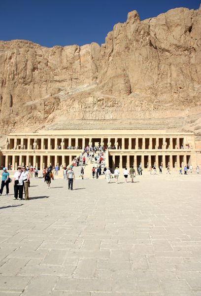 Hatshepsut Temple, Deir el-Bahari, near Luxor