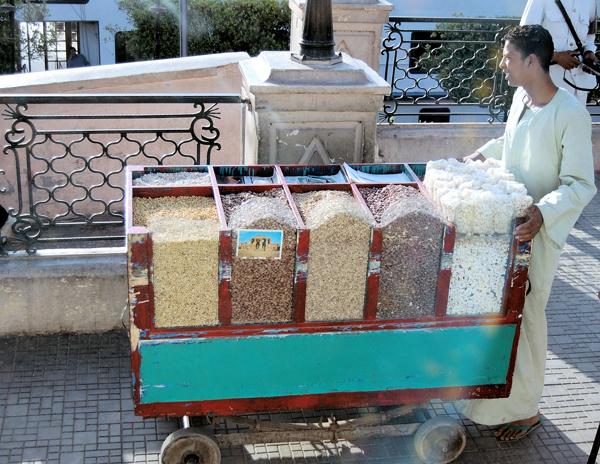 bulk beans in Luxor