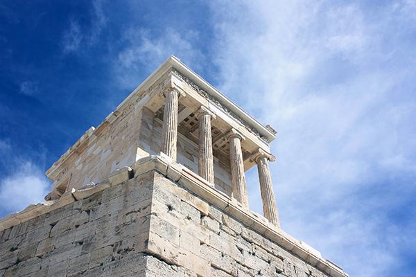 Temple of Athena Nike, Athens Acropolis