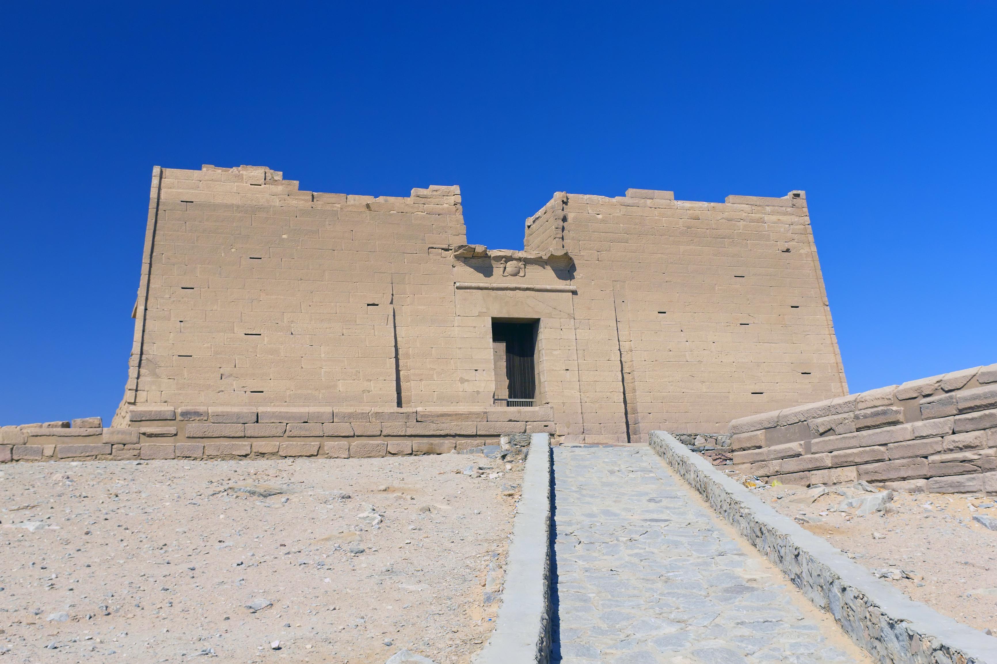 Mandulis (Kalabsha) Temple, near Aswan, Egypt