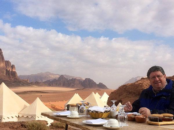 Ronen glamping in Wadi Rum