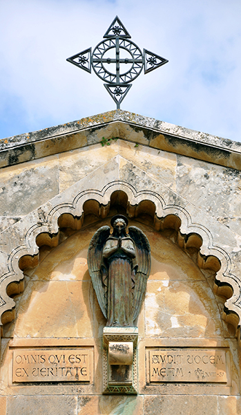 Sisters of Zion Church, also known as the Ecce Homo Church (Behold the Man) on the Via Dolorosa (Way of the Cross)